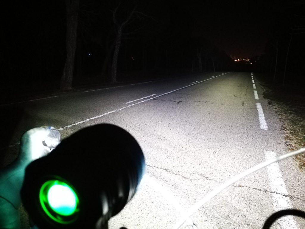 Modo High del foco Led Antz Bike